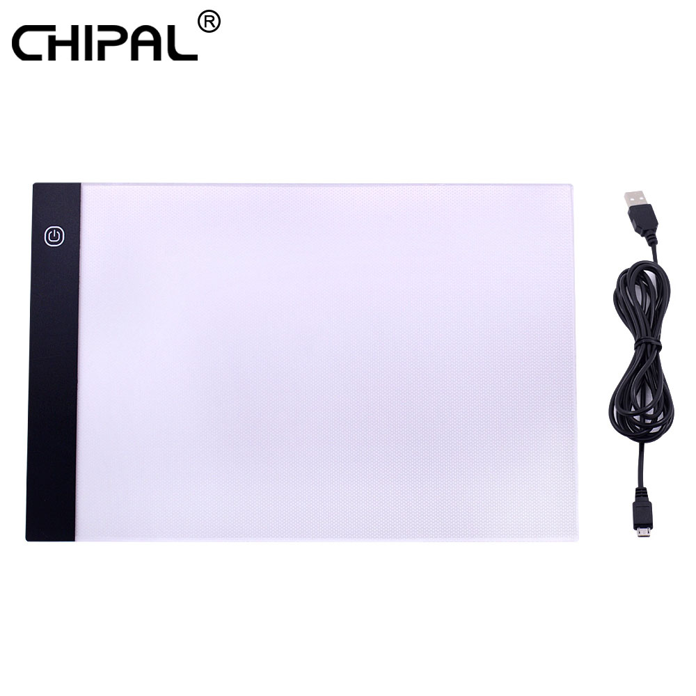 Graphic Drawing Tablet LED Graphic for Drawing 2.2W 2D Graphics Copy Painting
