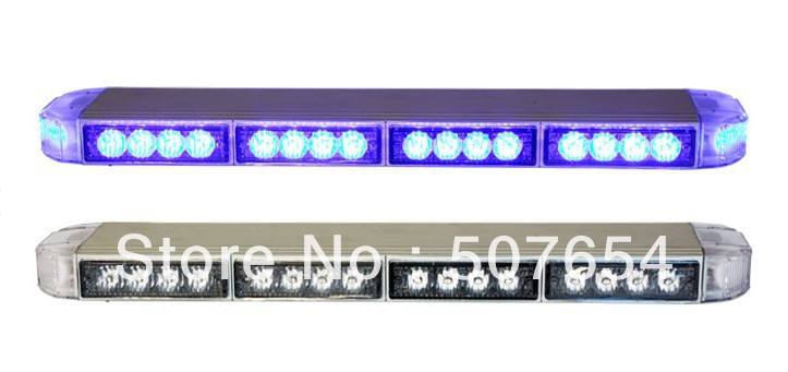 Maggiore stella DC12V 56 W Led Auto luce stroboscopica, lightbar emergenza, bar luce warning, impermeabile