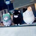 Barba cat felpa gatos bendición pan persa cat fat cat meow estrella de peluche de juguete muñeca muñeca de regalo de cumpleaños para los niños