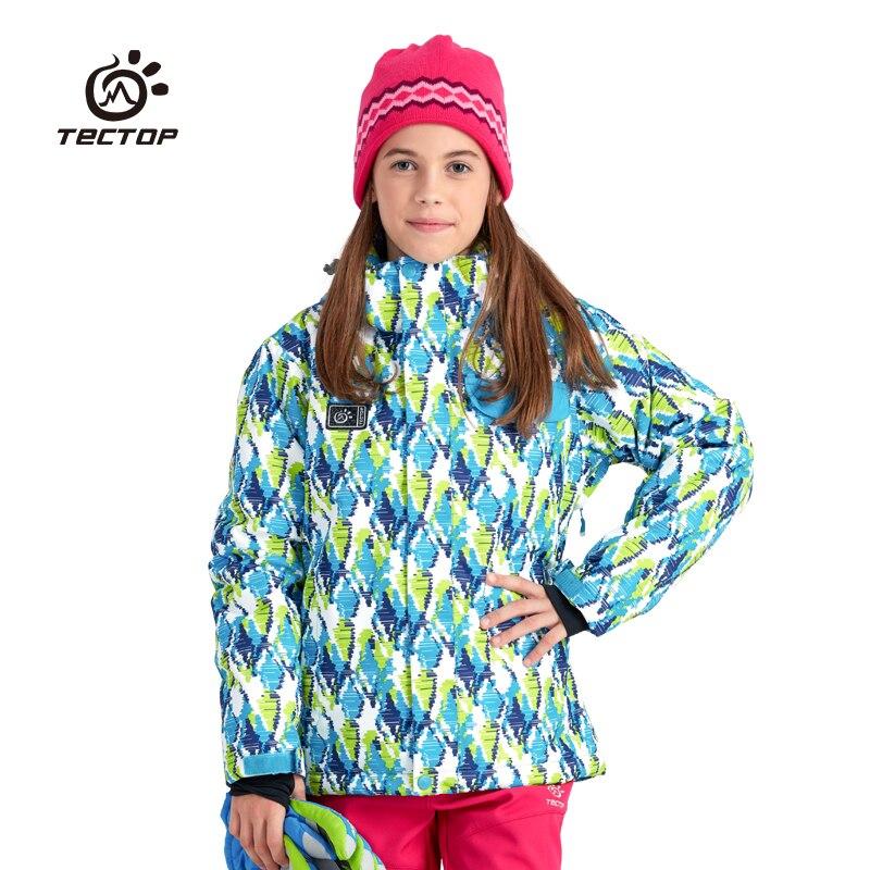 Tectop Skiing Jackets Ski suit Outdoow Winter thermal waterproof Jacket tectop winter 90