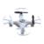 X6 Mini Rc Quadcopter Zangão Headless Modo Rádio-controle 2.4G 4CH 6 Axis Nano Zangão Helicóptero de Controle Remoto brinquedo Para Presente Do Miúdo