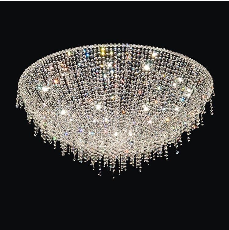 Phube Lighting K9 Crystal Pendant Light Lustre Modern Pendant Light Colored Pendant Lighting Free Shipping