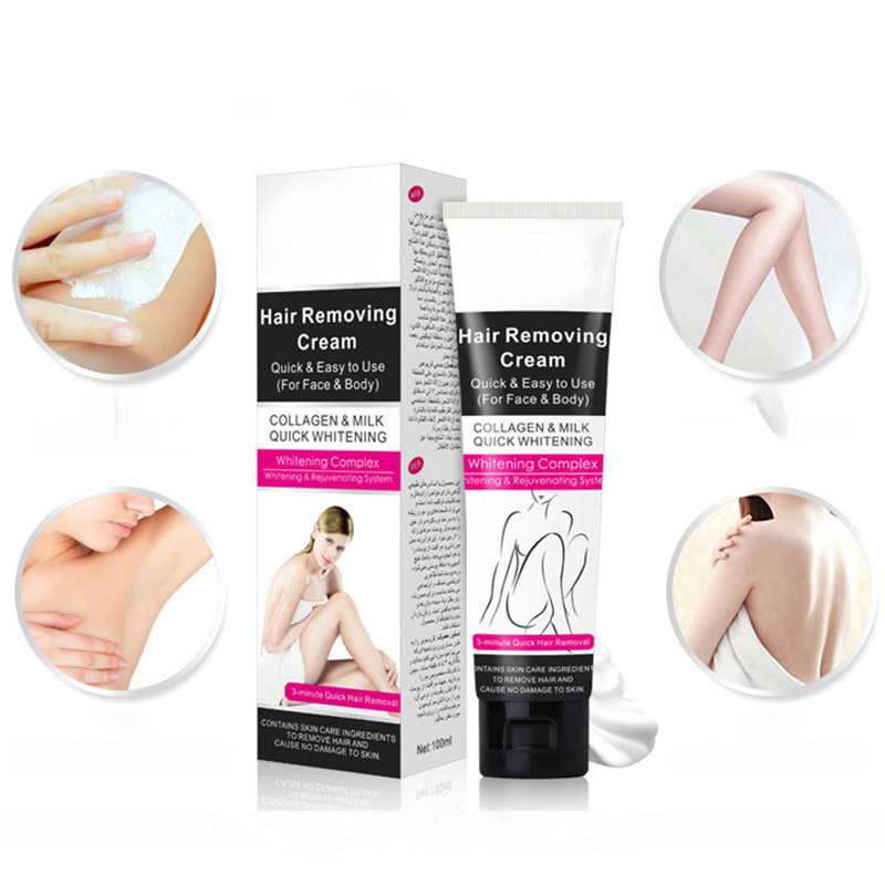 1pc 100g Whitening Painless Hair Removal