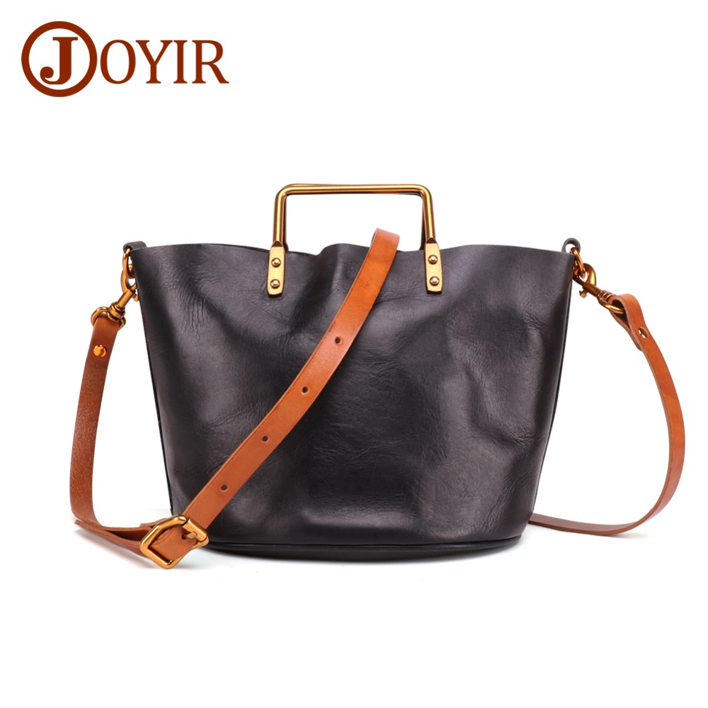 JOYIR Handbag Women Shoulder bag Luxury Handbags Bags Designer Genuine Leather Messenger Bag