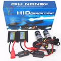 12V 55w Hid Xenon Conversion Kit Slim Ballast S Bi-xenon Options H7 Lamp Super Bright Bulbs Headlights Waterproof
