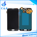 High quality replacement parts for Samsung Galaxy Note 2 N7100 LCD screen display with touch assembly 1 piece shipping