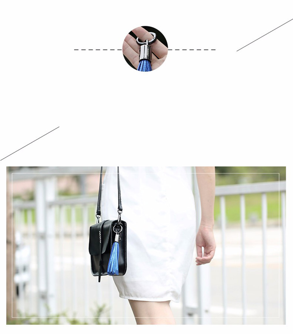 Remax USB Cable Leather Tassel 8pin USB Cable Metal Ring Key Chain Charge Data Cable Cord Charger Cable For iPhone 6 6S For iPad (7)