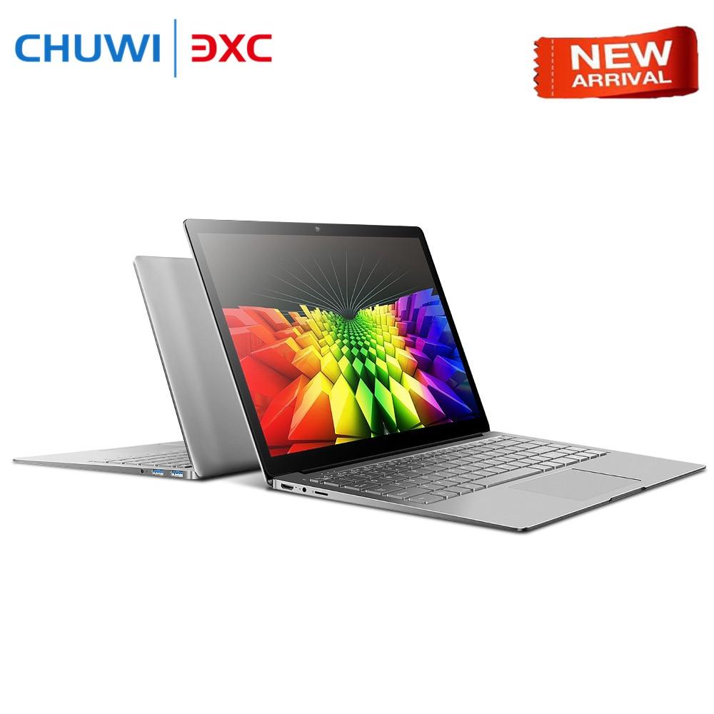Chuwi Lapbook Air Notebook 14.1 pouces Windows 10 Maison Intel Celeron N3450 Quad Core 1.1 GHz 8 GB RAM 128 GB mem Double WiFi Caméra