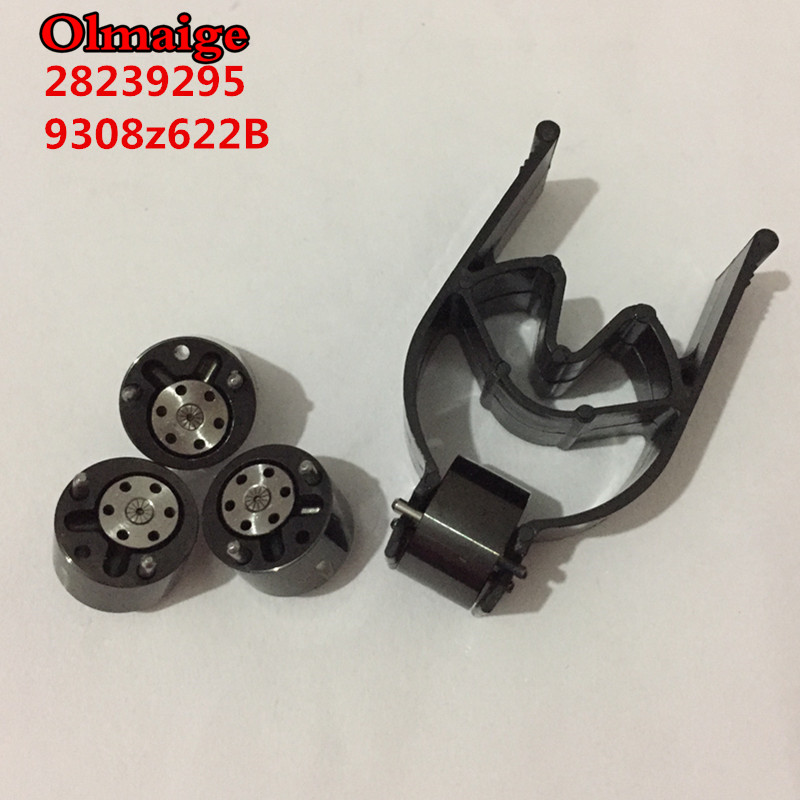 sets of 4 euro3 euro4 diesel fuel injector nozzle control valve 28239295 9308 622B 9308z622B 28278897 common rail control valve in Fuel Inject Controls Parts from Automobiles Motorcycles