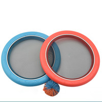 3 Pcs Dishes Balls Toy Sports Fun Game Interactive Parent Child Indoor Outdoor Multifunctional Frisbee Set