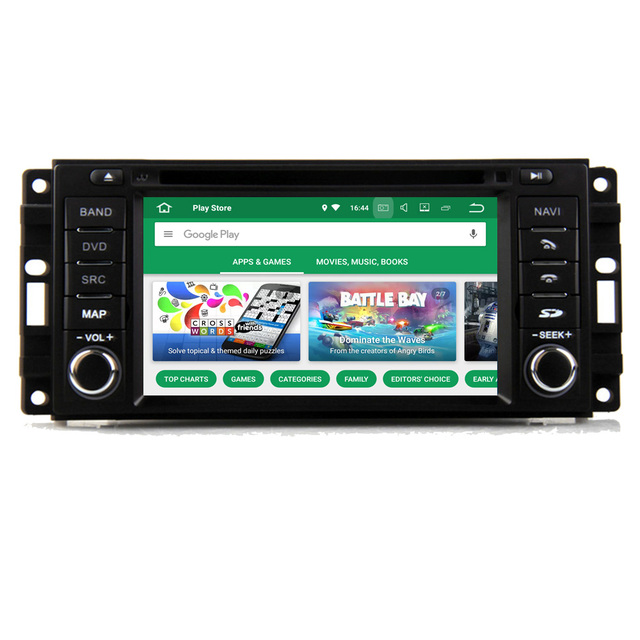 Roverone Android 8 0 Car Multimedia System For Dodge Grand Caravan 2008 2017 Radio Stereo Dvd