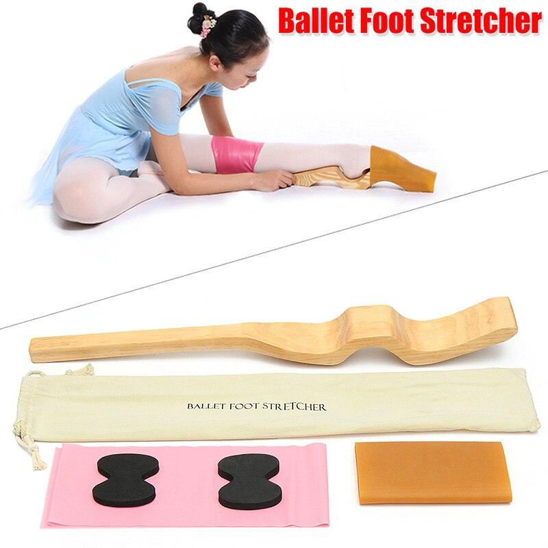 Ballet Foot Band Stretcher Fitness Arch Enhancer Elastic Band Foam Pad for Dance Gymnastics Ballet instep