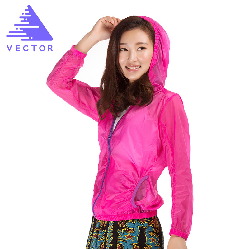 Windproof  Cycling Jacket Women Anti-UV Waterproof Jacket Long Sleeve Breathable Running Jacket Hiking Jackets FSW80006
