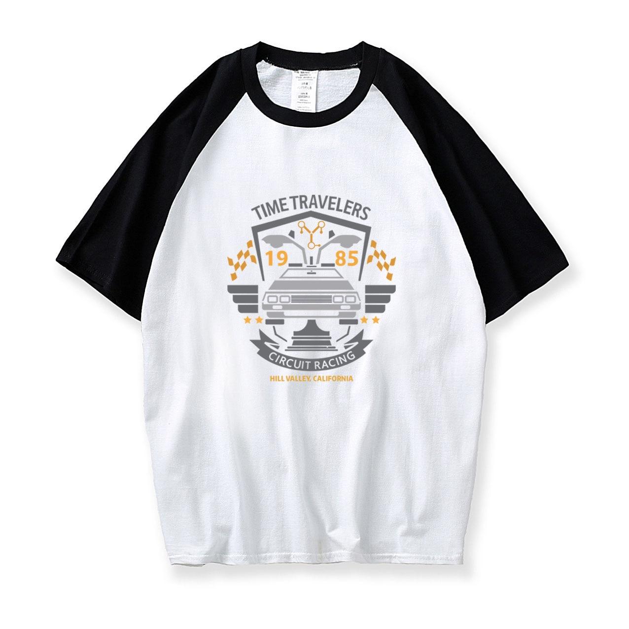 Classic Movie Series Cotton T-shirt hip-hop Men harajuku raglan Short Sleeve T Shirt fitness clothes male 2019 summer tops tees