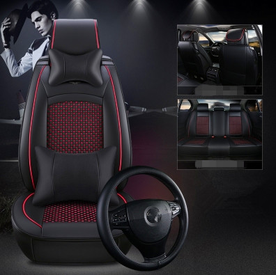 Bets quality! Full set car seat covers for Ford Escape 2017-2013 breathable durable comfortable seat covers,Free shipping