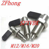 SPXVBK12 SPXVBK16 SPXVBK20 pistoncini a molla con L maniglia M12 M16 M20
