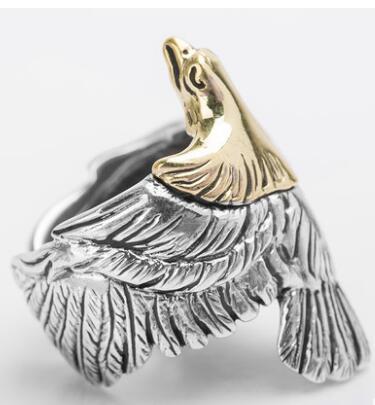 Charmdara 2019 trendy adler form für weiblich männlich aus stahl metall Schönheit und schmuck geschenk Männer und frauen modische