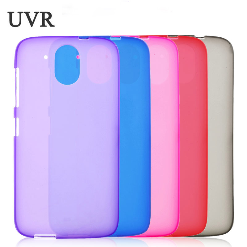 UVR Phone Cases for HTC Desire 526 526G+ Dual SIM Mobile Phone Bag Matte TPU Case Cover For HTC Desire 526 Shell Coque