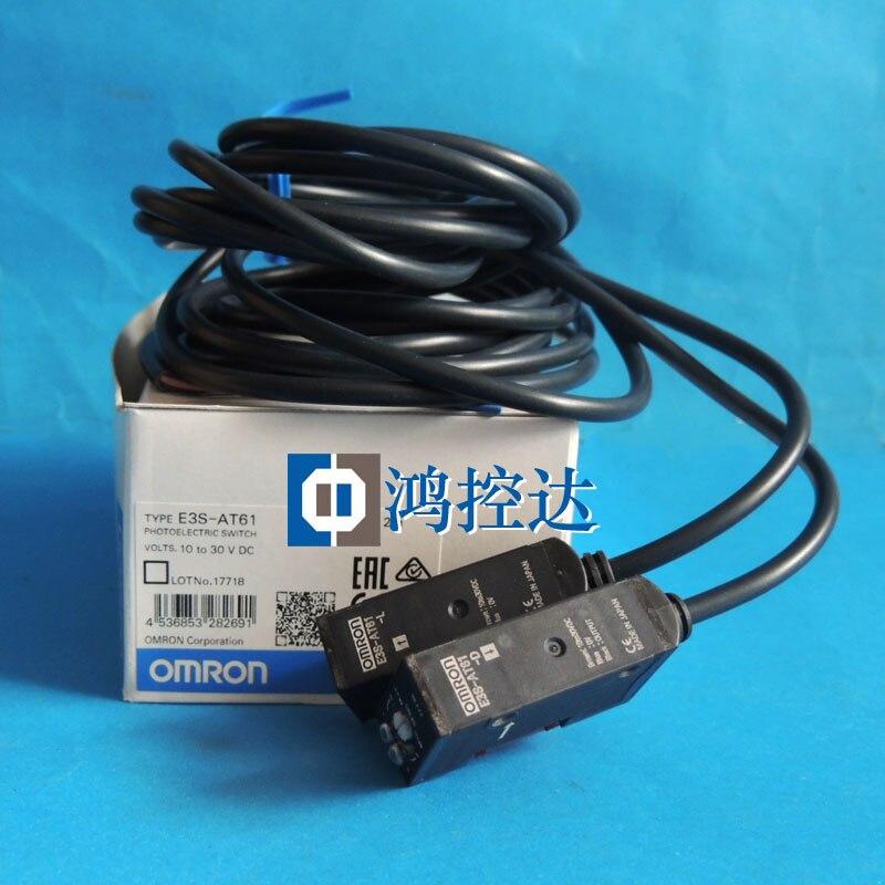 Capteur photoélectrique E3S-AT61 2 M
