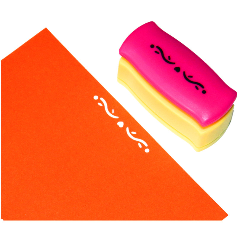 Hearts Paper Cutter Perfurador De Papel Border Punch Edge Lace Punch Card Make Paper Punches For Scrapbooking  R325