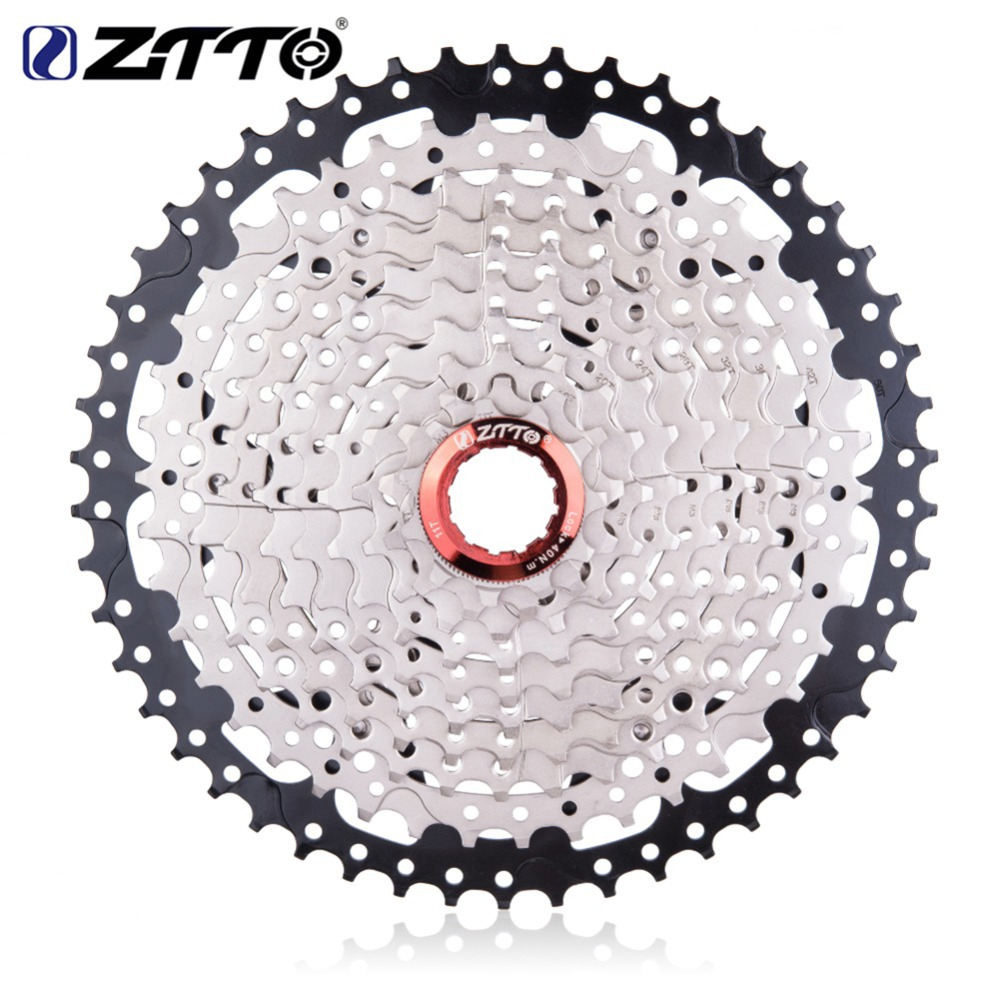 ZTTO MTB Mountain Bike 10 Speed 11-50T CasetteBicycle Freewheel Compatiable with SRAM/Shimano XT SLX XO X0 X9 X7 Bike Parts 2018 anima 27 5 carbon mountain bike with slx aluminium wheels 33 speed hydraulic disc brake 650b mtb bicycle