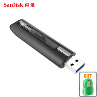 SanDisk USB Flash Drive 32 ГБ 64 ГБ 128 ГБ cz800 ручка накопители USB 3.1 двойной интерфейс накопитель для iphone iPad Ipod Apple