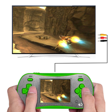 8 Bit Handheld Game Video Game Console QINGSHE RS-16  2.5″ LCD Screen Built-in 260 Games TV Gaming Recreation System Game Player