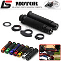 THE HOT BARRACUDA 7/8'' Motorcycle Handle Grips cnc 22mm FOR Ducati Monster 795 696 1200 S 899 Panigale