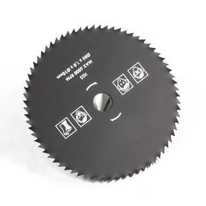 Image 3 - XCAN 1pc 85mm Nitride Coating HSS Circular Saw Blade Wood/Metal Cutter Wood Cutting Disc Saw Blade