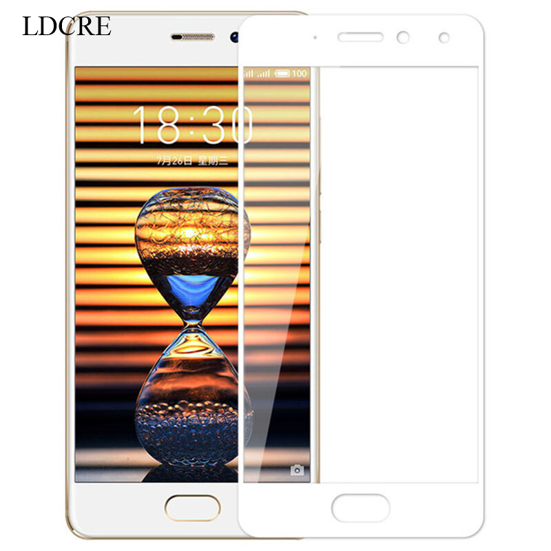 Tempered Glass for Meizu Pro 7 Plus Glass Screen Protector for Meizu Pro 7 Plus Glass for Meizu Pro 7 Plus Full Coverage Film