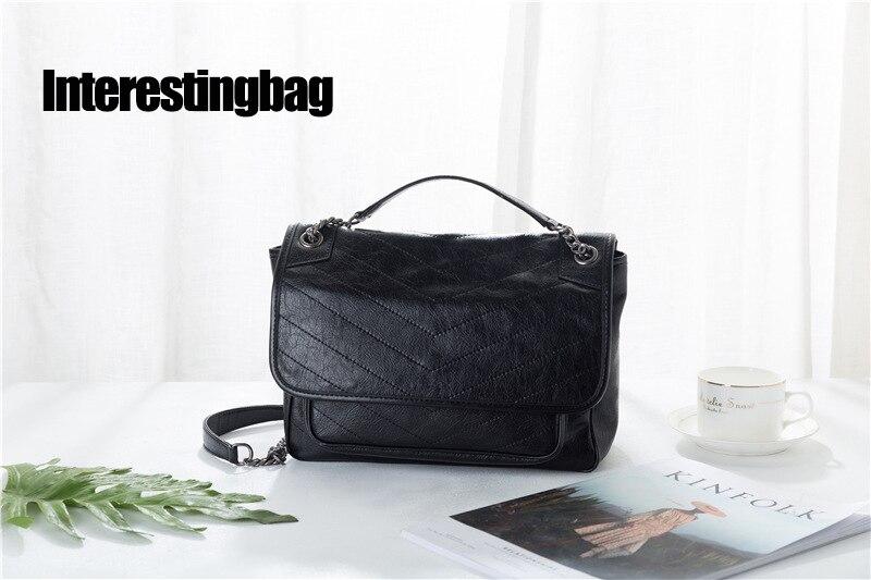 INTERESTINGABG Bag For Women 2018,Luxury Handbags Women Bags Designer,Genuine Leather Crossbody Bag For Women,Party Shoulder BagINTERESTINGABG Bag For Women 2018,Luxury Handbags Women Bags Designer,Genuine Leather Crossbody Bag For Women,Party Shoulder Bag