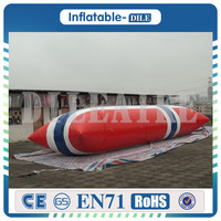 0.9mm PVC 5x2m Inflatable Water Blob Catapult Blob For Sale