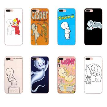 Casper & Friends For Xiaomi Note 3 4 Mi3 Mi4 Mi4C Mi4i Mi5 Mi 5S 5X 6 6X A1 Max Mix 2 Soft Print Phone image