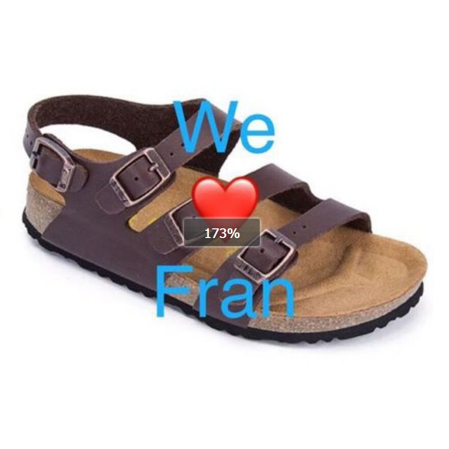 Xiaying Smile Brand Arizona Kids Flat Sandals Youth Casual Shoes Children Buckle Beach Summer Genuine Leather Slippers Boy Girls boys girls antislip usb sandals summer cut out comfortable flats beach sandals kids children breathable led shoes with light