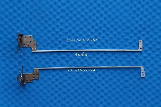 Novo original para lenovo z510 eixo tela dobradiça dobradiça r l set w/lcd suporte 90204004