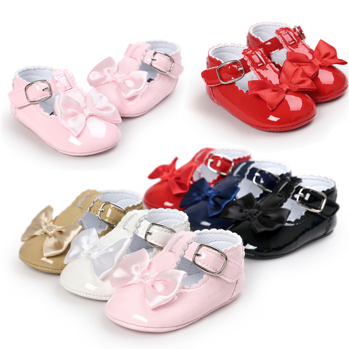 pu leather baby shoes56