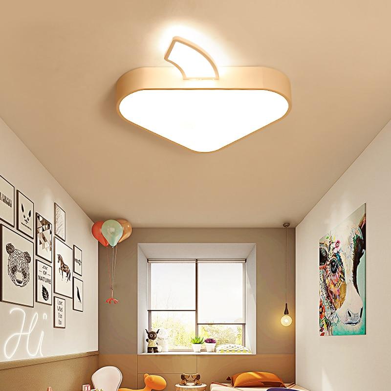 New arrival creative mushroom ceiling light for bedroom children girls room Luminarine lighting modern ceiling lamp
