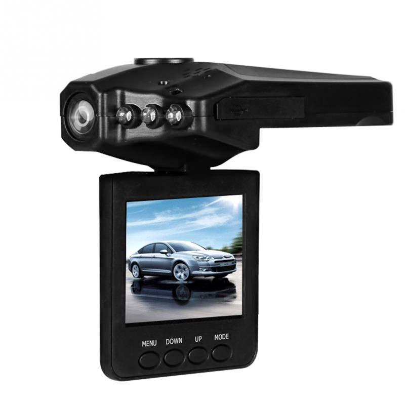 1080P Full HD Car DVR Camera G-Sensor Video Recorder Dash Cam Night Vision car video recorders LTPS HD display Car DVR(China)