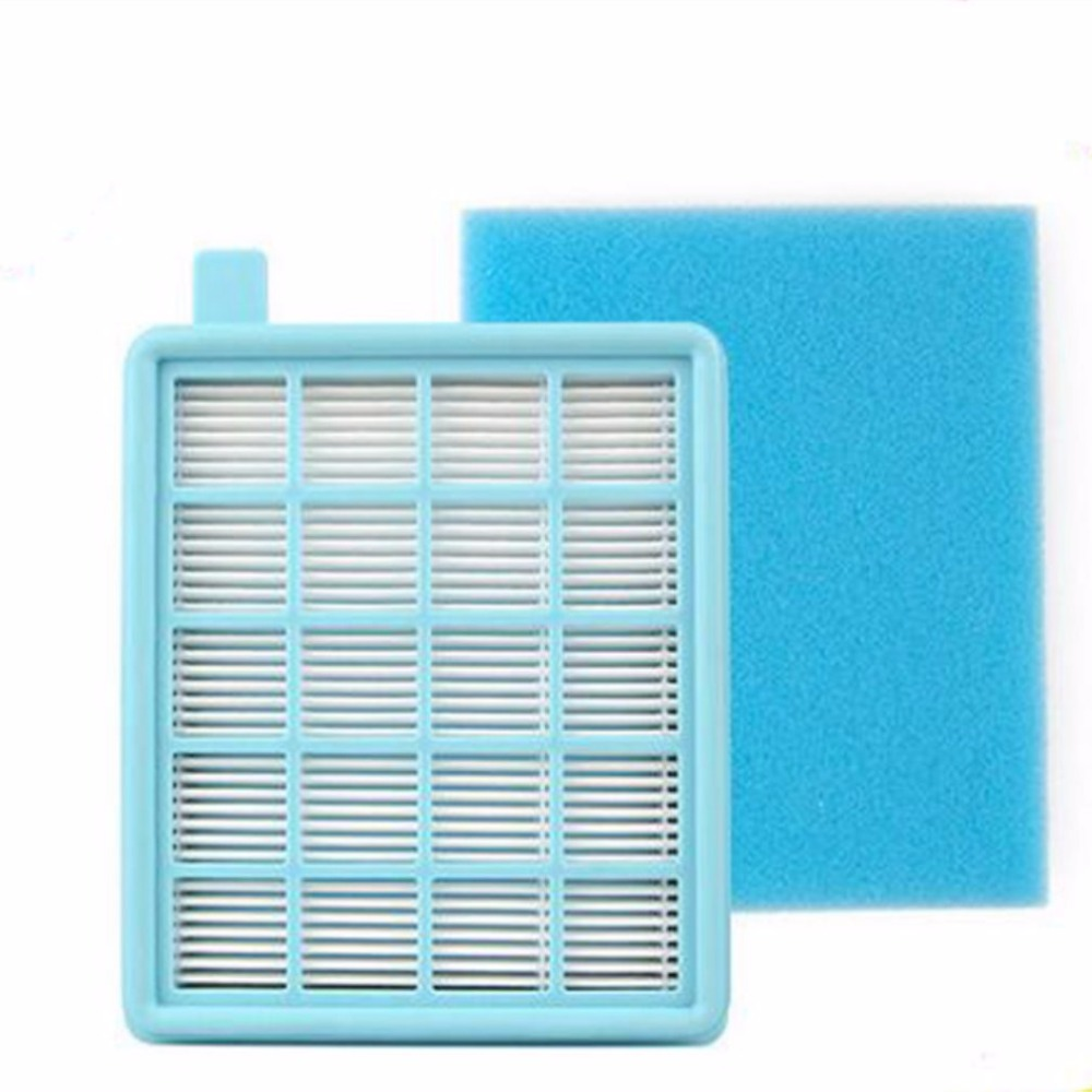 1 Filter 3 Cottons adapter Philips vacuum cleaner FC8471 / 8630/9322 suction accessories filter HEPA