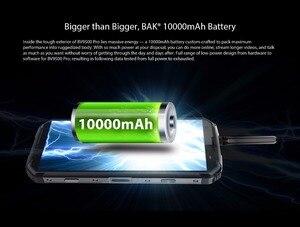 """Image 5 - Blackview BV9500 Pro wodoodporna krótkofalówka Smartphone 6GB RAM 128GB ROM octa core 5.7 """"FHD 18:9 10000mAh bateria telefon komórkowy"""