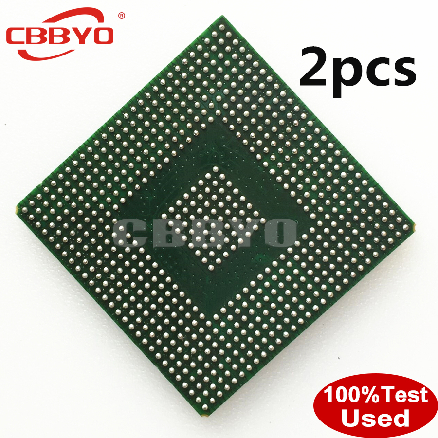 2PCS 100% Tested Good Quality NH82801GB SL8FX BGA CHIPSET