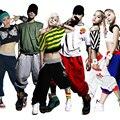 Women/Men Fashion Hip Hop Dacing Pants Winter Thick Trousers Loose Cross Pants Black/Red/Grey/Blue/White Harem Pants Men