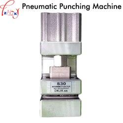 1 PC pneumatyczne statków powietrznych wykrawarka do otworów plastikowa torba statków powietrznych maszyna do dziurkowania pneumatyczne wykrawania maszyny 0.3-1.0MPa