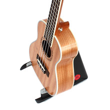 Environmenatl Foldable ABS Plastic Guitar Holder Anti-Slip Base Design Acoustic Bass Instrument stand free shipping