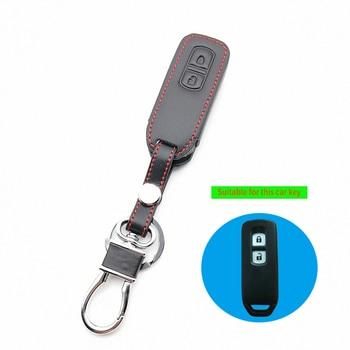 באיכות גבוהה אופנוע 2 כפתורי מפתח מקרה עבור הונדה N Nbox Plust תיבה אישית לא Wagon N אופנוע מפתחות אבזרים