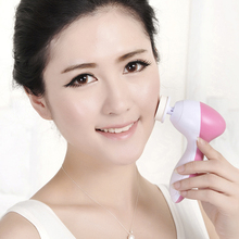 Deep Clean Electric Multifunction Face Spa Skin Care Massage Facial Cleansing Brush top quality
