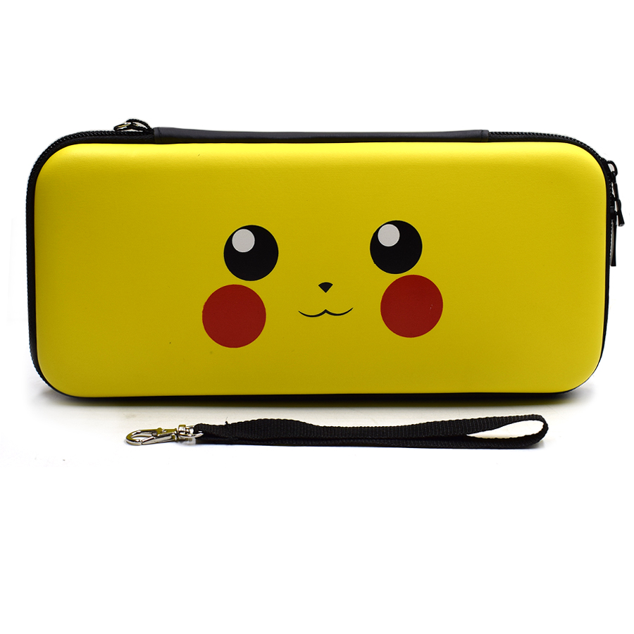 5 in 1 Nintend Switch NS Accessories Kit Protective Cover Carrying Case Bag with Slicone Case Analog Caps for Nintendo Switch 5