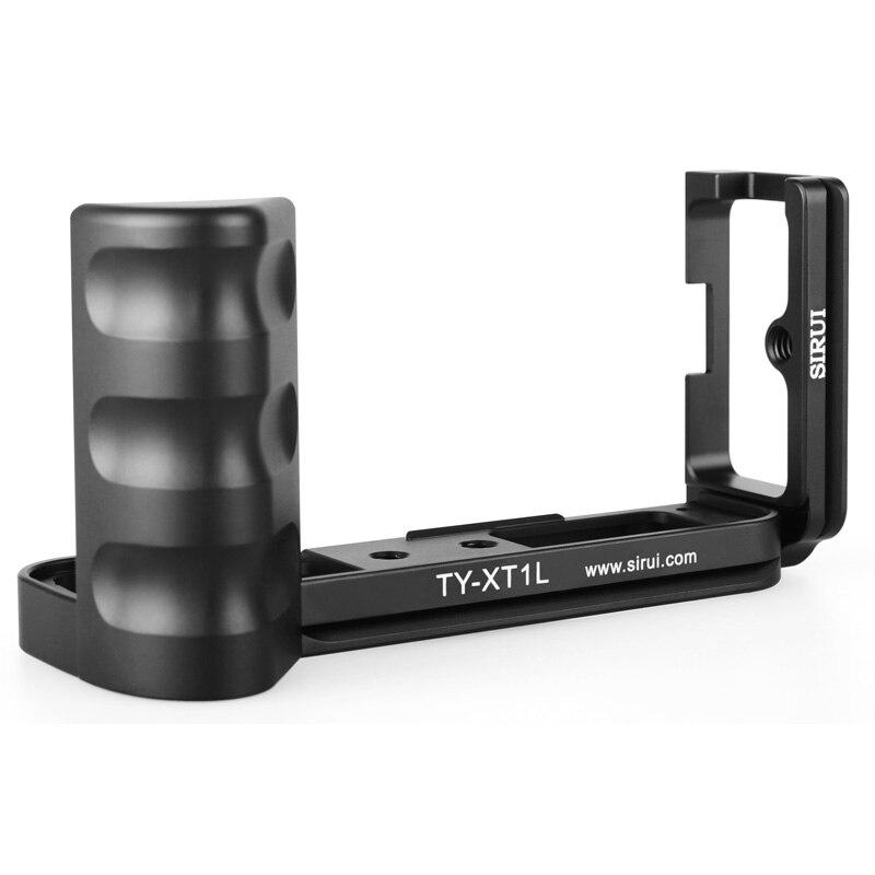 TY XT1L Sirui Professional Camera Manfrotto Tripod Plate For Fuji XT1 QR Plate Aluminum Quick Release Camera Tripod Monopod