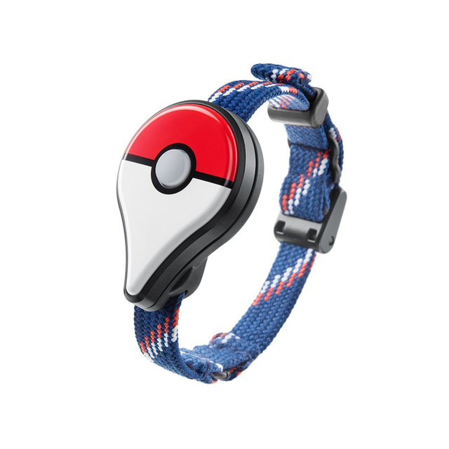 Pokemon GO Plus Bluetooth Bracelet