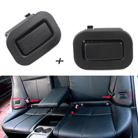 Black Pair Right Left Rear Seat Holder Recliner Button 64328AG001 64328AG011 For Subaru Forester 2009 2010